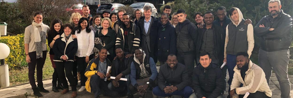 Accompagner l'accès à l'emploi et à l'autonomie des réfugiés : le programme HOPE